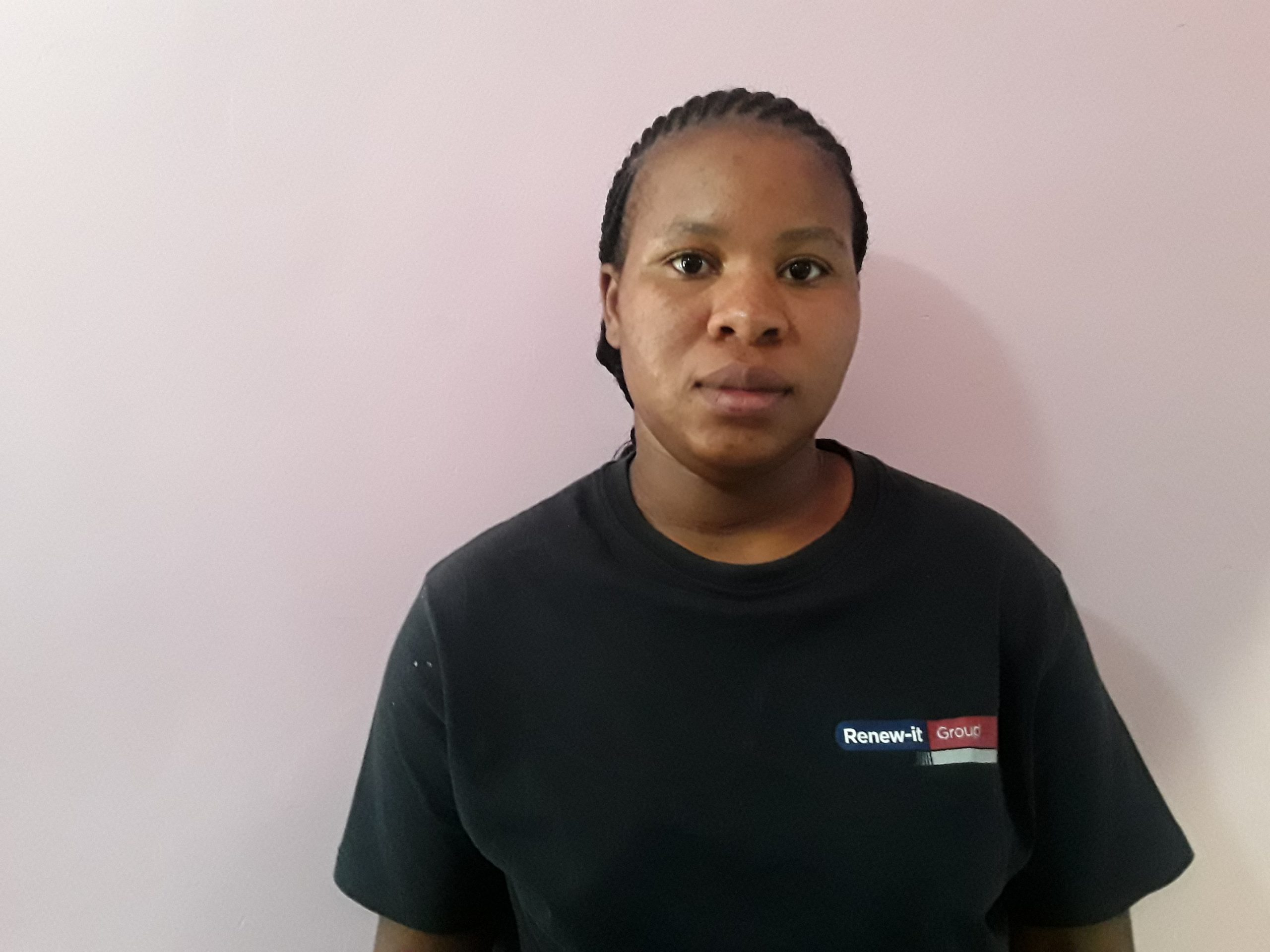 Glessia Makwela Success Story Southern Africa Youth Project
