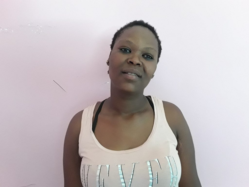 Fahie Yolanda Success Story Southern Africa Youth Project