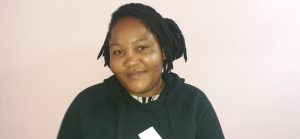 Margo Sylvia Lisoga Success Story Southern Africa Youth Project