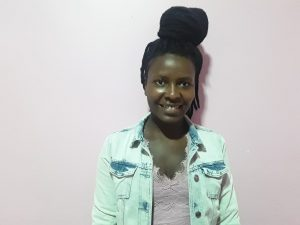 shamaine Moseamedi Success Story Southern Africa Youth Project
