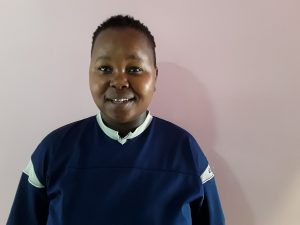Sharon Mogodi Success Story Southern Africa Youth Project