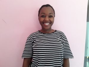 Vanessa Zwane Success Story Southern Africa Youth Project