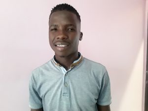 Lebea Ntjaupa Solomon Success Story Southern Africa Youth Project